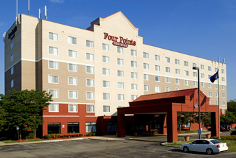 FOUR POINTS BY SHERATON DETROIT AIRPORT (DTW)