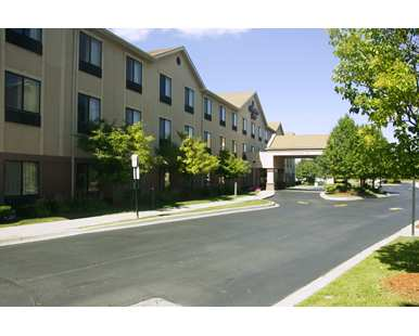 Hampton Inn Belleville MI (DTW Airport)